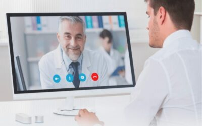 Online medical consultations in India see a significant spike due to COVID – 19: The new and the next normal